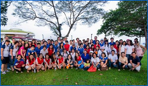 3rd AXA Corporate Responsibility Week brought together 160,000 staff to raise fund for Risk Education